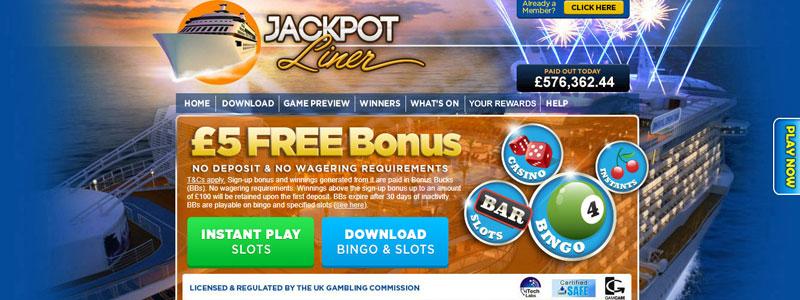Jackpot Liner