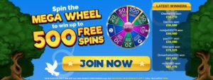 Top Online Bingo Site - Dove Bingo